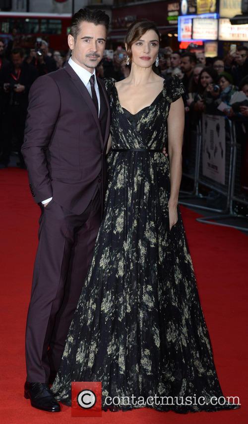 Rachel Weisz and Colin Farrell 10