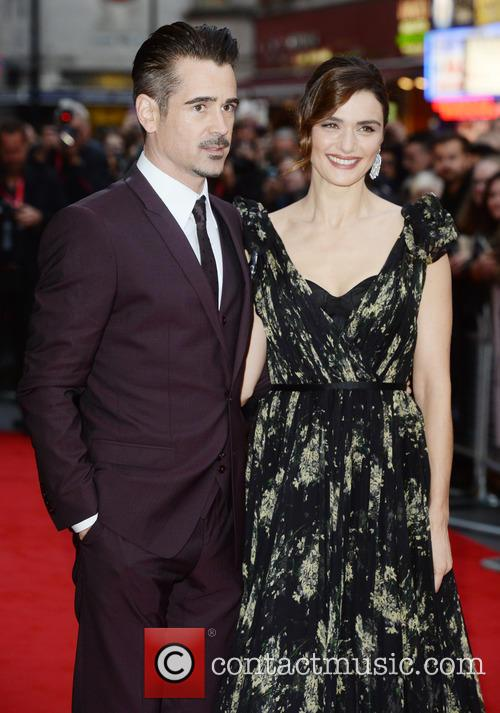 Rachel Weisz and Colin Farrell 11