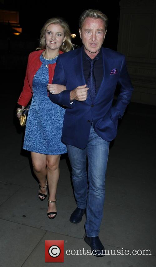 Michael Flatley and Niamh O'brien 3