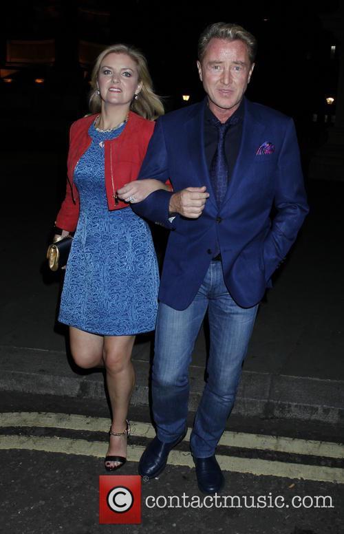 Michael Flatley and Niamh O'brien 5
