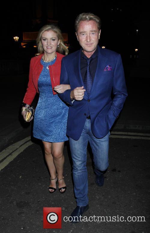 Michael Flatley and Niamh O'brien 6