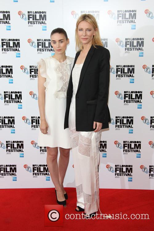 Cate Blanchett and Rooney Mara 5