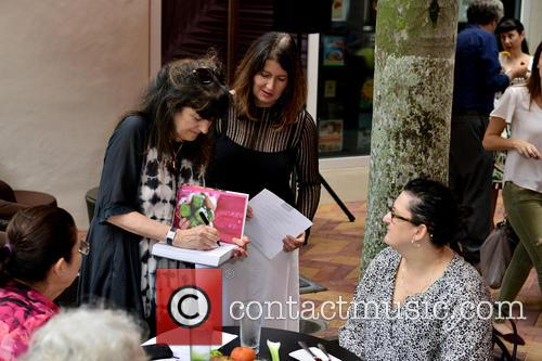 Ruth Reichl and Cristina Nosti 1