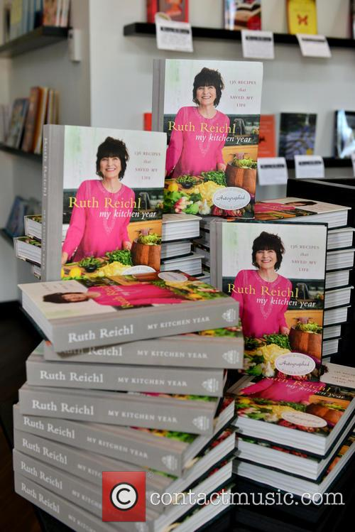 Ruth Reichl and View 2