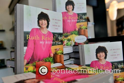 Ruth Reichl and View 1