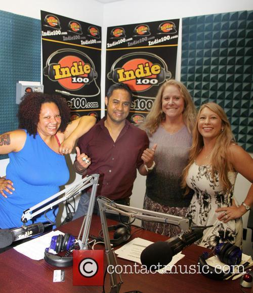 Liza Crilly-tyner, Tyrone Tann, Mo Kelly and Jenna Urban 3