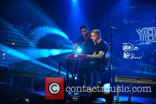 Sean Mackin, Ryan Key and Yellowcard 5