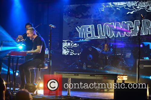 Sean Mackin, Ryan Key and Yellowcard 1