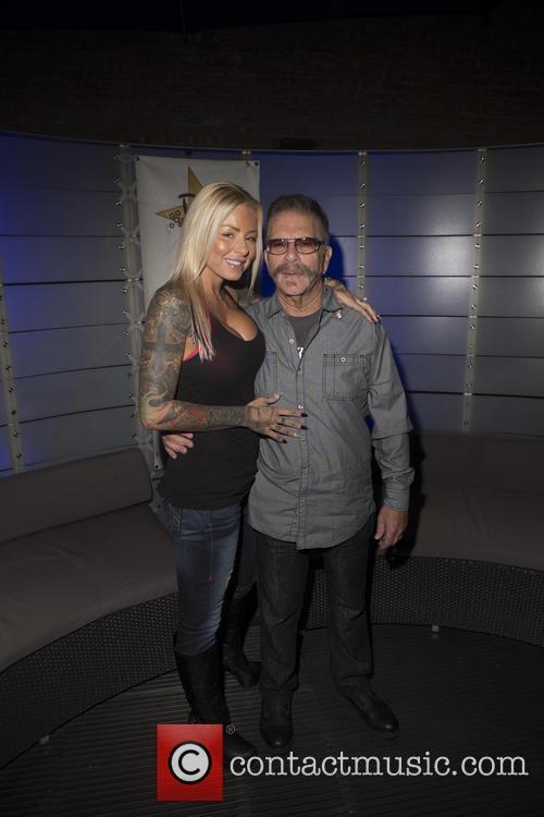 Cabaret, Britney Shannon, Ronnie Mund and Howard Stern 2