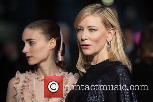 Rooney Mara and Cate Blanchett 5