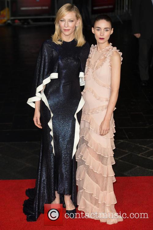 Rooney Mara and Cate Blanchett 7