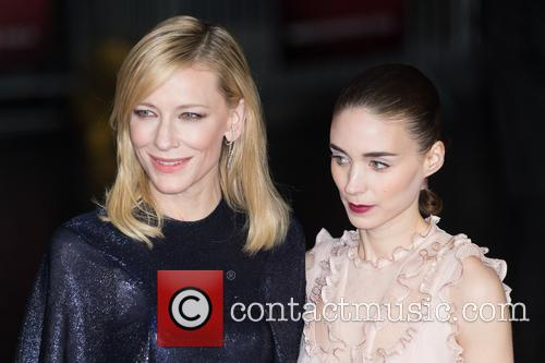 Rooney Mara and Cate Blanchett 9