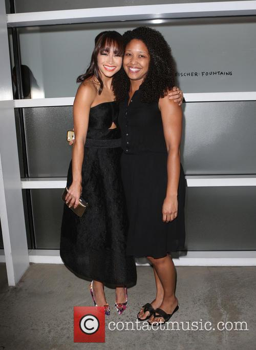 Cara Santana and Laurina Spencer 2