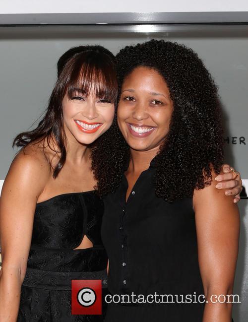 Cara Santana and Laurina Spencer 4