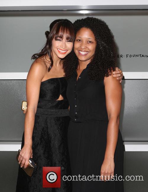 Cara Santana and Laurina Spencer 1