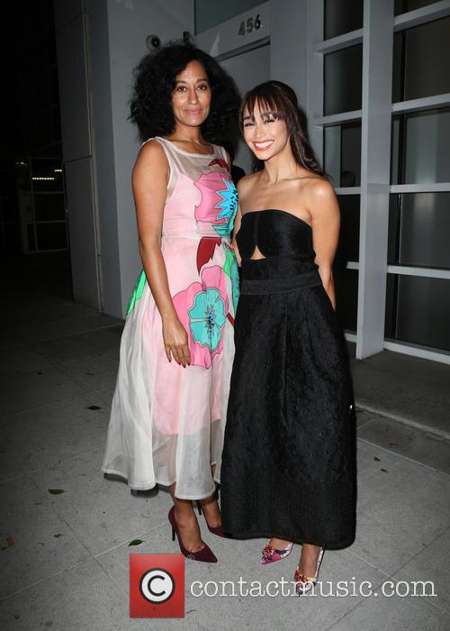 Tracee Ellis Ross and Cara Santana 2