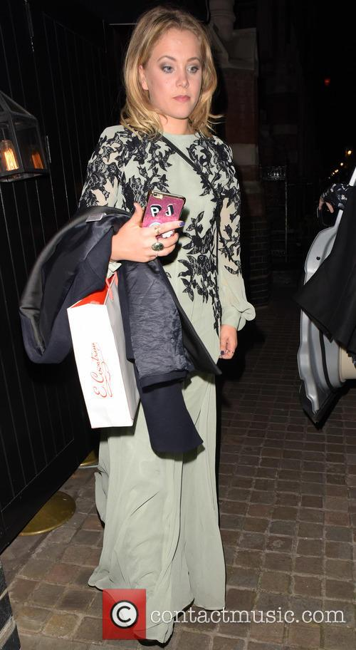Harpers Bazaar party held at the Chiltern Firehouse