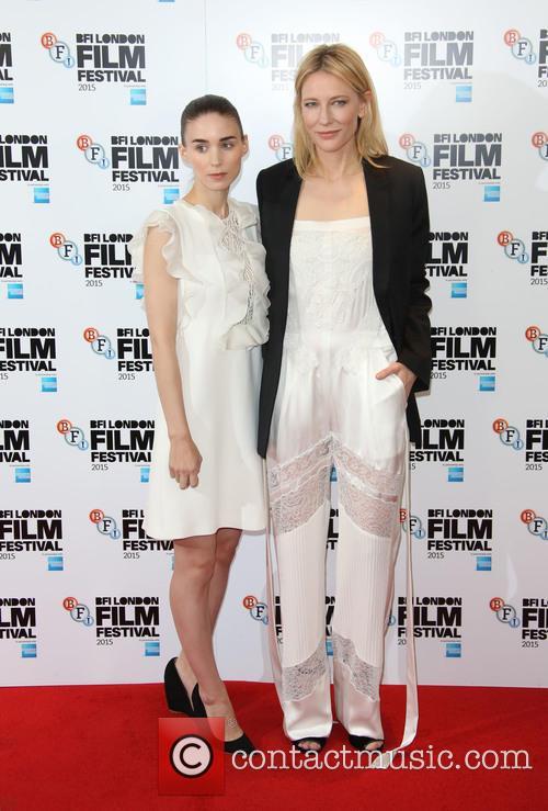 Cate Blanchett and Rooney Mara 2