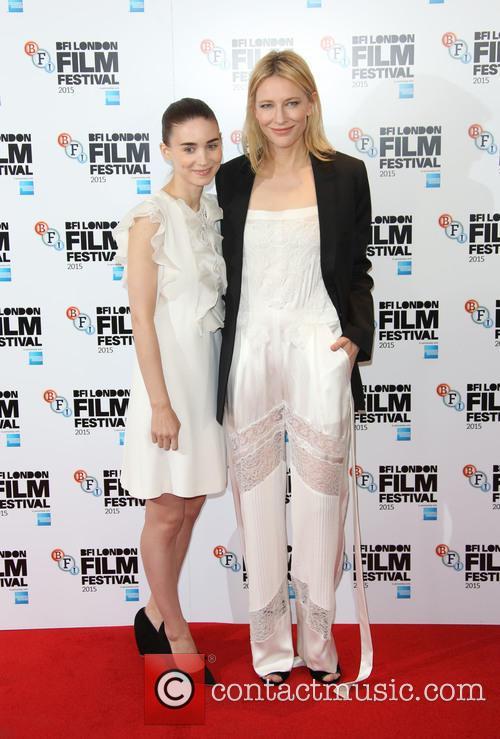 Cate Blanchett and Rooney Mara 4