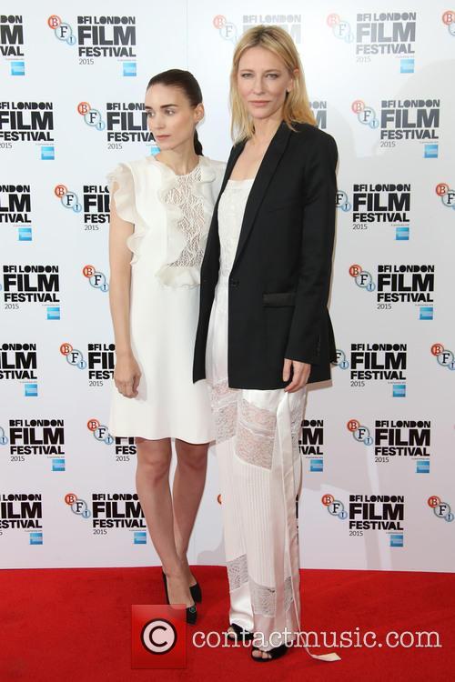 Cate Blanchett and Rooney Mara 6