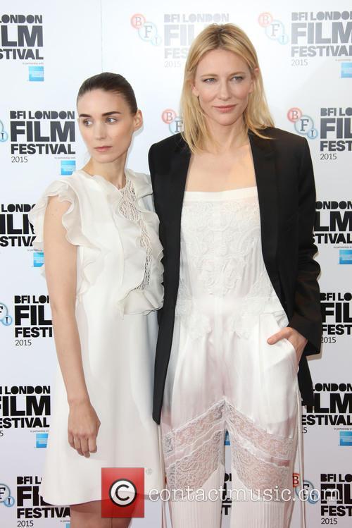 Cate Blanchett and Rooney Mara 7
