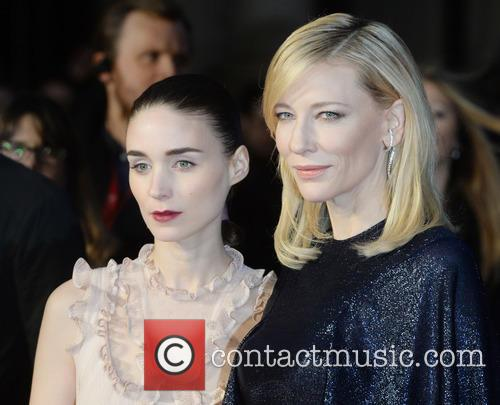 Cate Blanchett and Rooney Mara 2