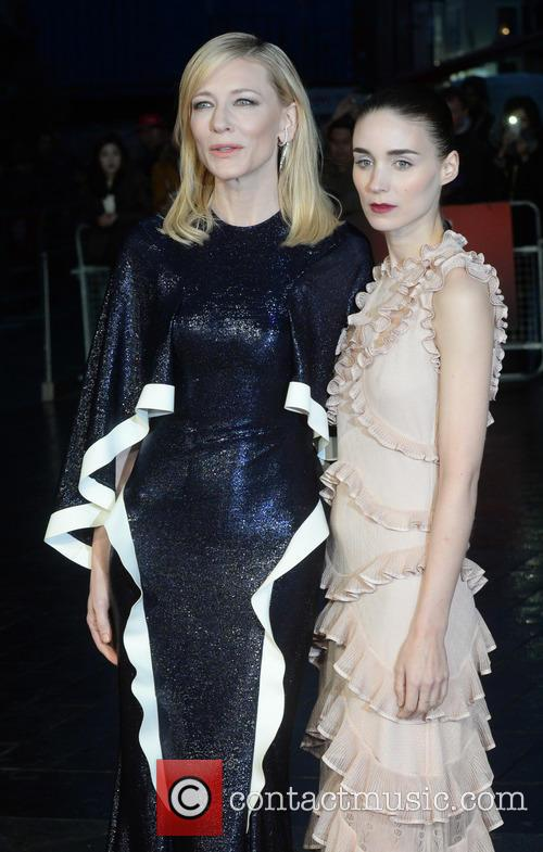 Cate Blanchett and Rooney Mara 5