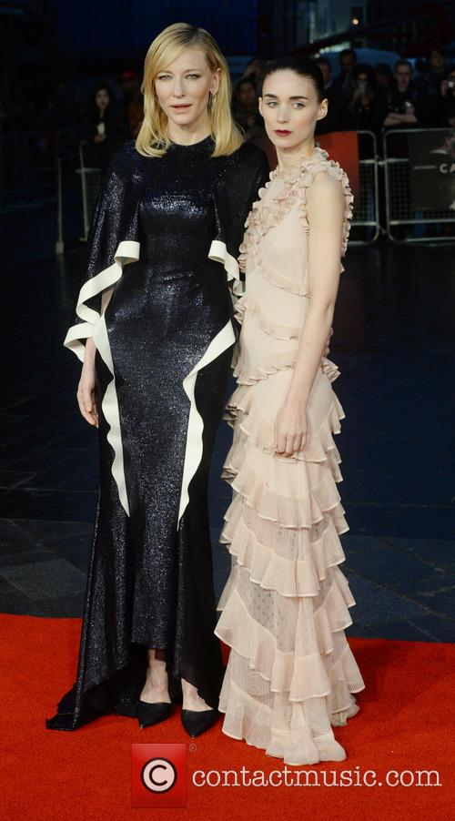 Cate Blanchett and Rooney Mara 6
