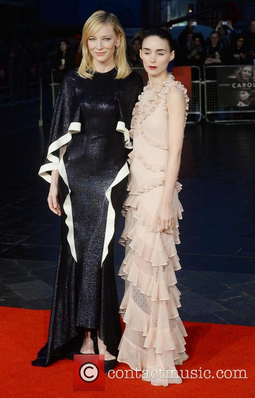 Cate Blanchett and Rooney Mara 7