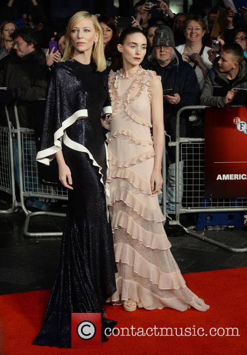 Bfi London Film Festival, Carol and Gala 1