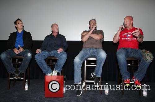 Steve Yu, Christopher Bell, Jake Roberts, Jake The Snake and Stone Cold Steve Austin