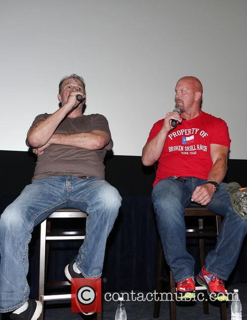 Jake Roberts, Jake The Snake and Stone Cold Steve Austin 1
