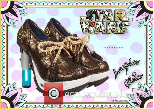 May the Irregular Choice be with you this...