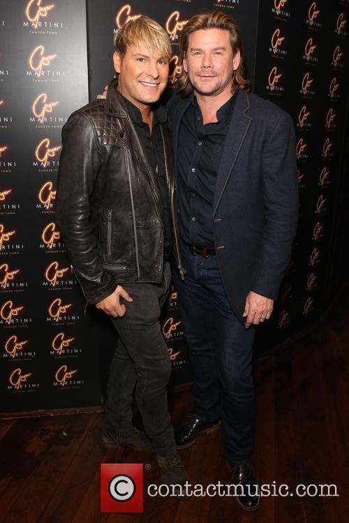 Gary Cockerill and Phil Turner 1