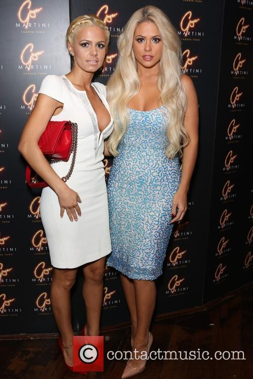 Elena Paul and Bianca Gascoigne 2