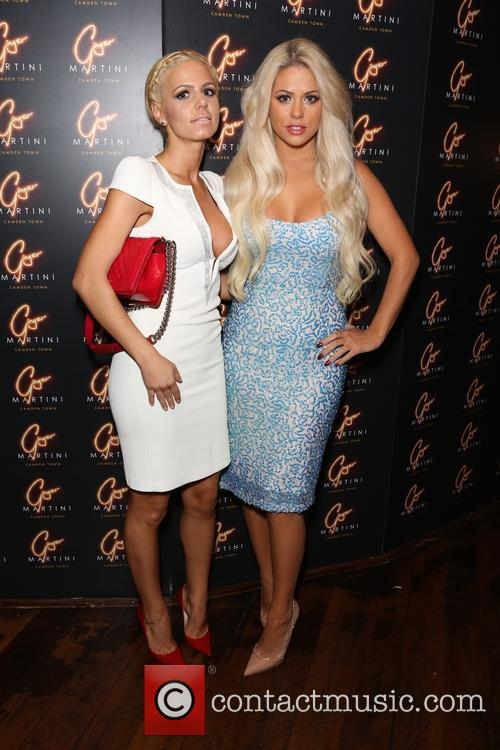 Elena Paul and Bianca Gascoigne 1