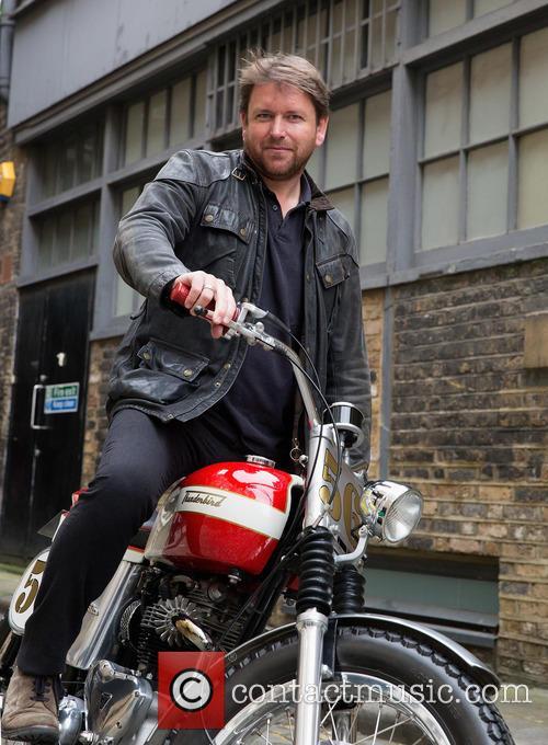 James Martin Plates,Mates & Automobiles UK Tour