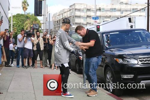 Justin Bieber and James Corden 5