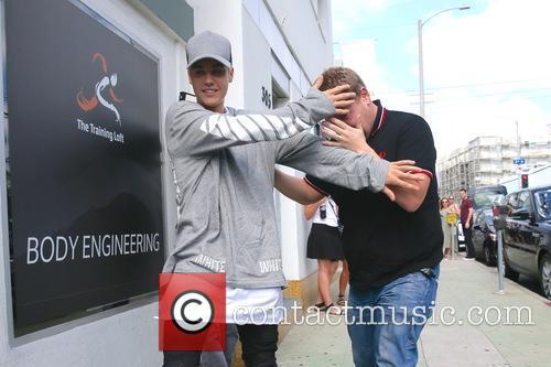 Justin Bieber and James Corden 11