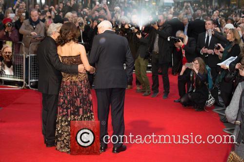 Sir Michael Caine, Rachel Weisz and Harvey Keitel 2