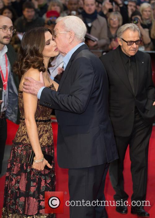 Sir Michael Caine, Rachel Weisz and Harvey Keitel 11