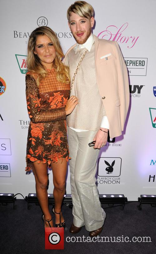 Gemma Oaten and Lewis-duncan Weedon 1