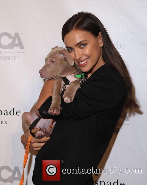 Pumpkin and Irina Shayk 4
