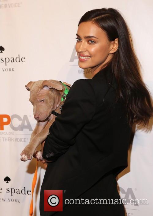 Pumpkin and Irina Shayk 1