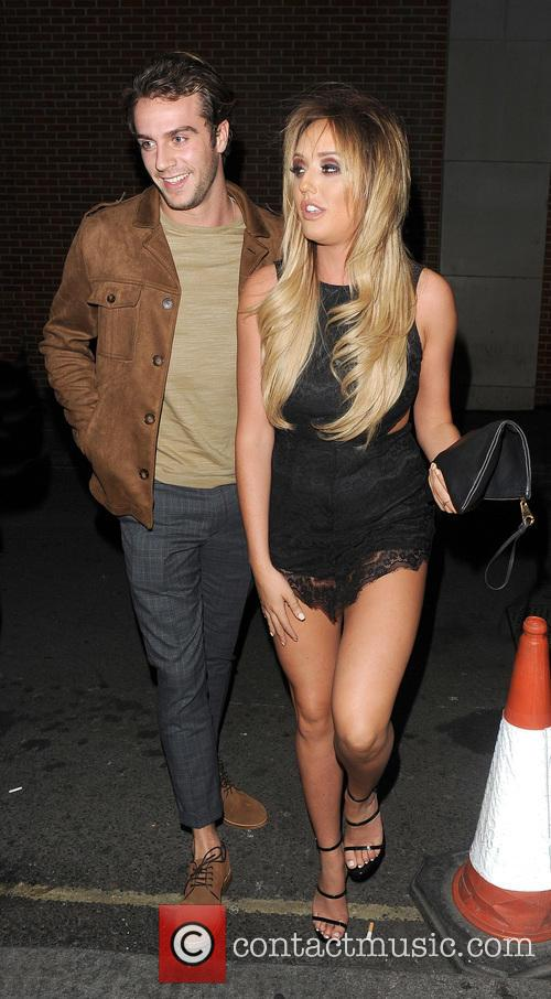 Max Morley and Charlotte Crosby 1