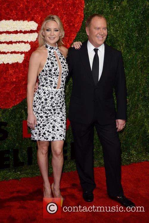 Kate Hudson and Michael Kors 2