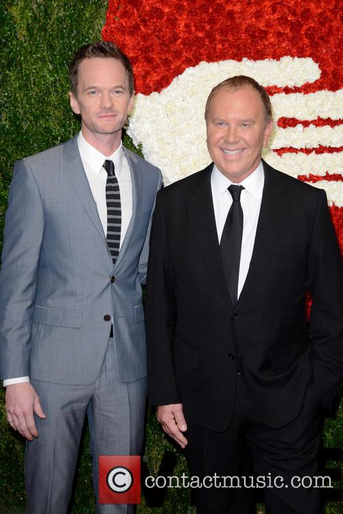 Neil Patrick Harris and Michael Kors 1