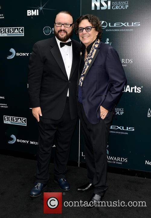 Desmond Child and Rudy Perez 1