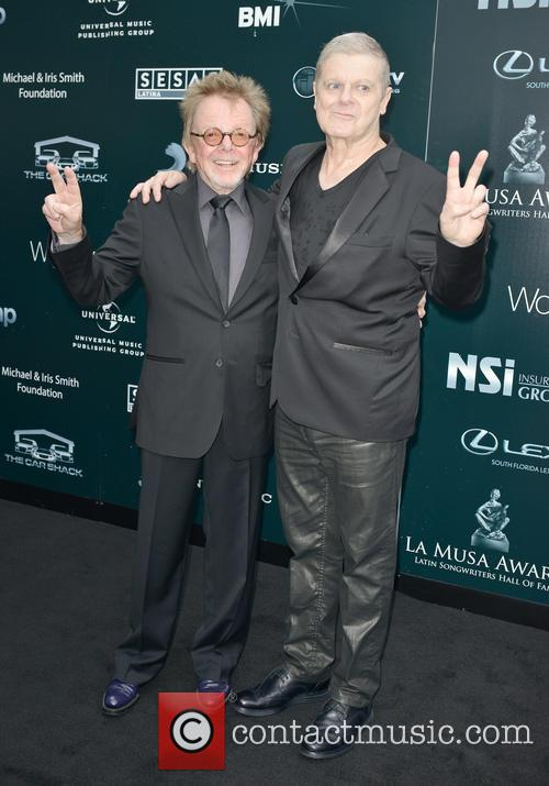 Paul Williams and Gustavo Santaolalla 1
