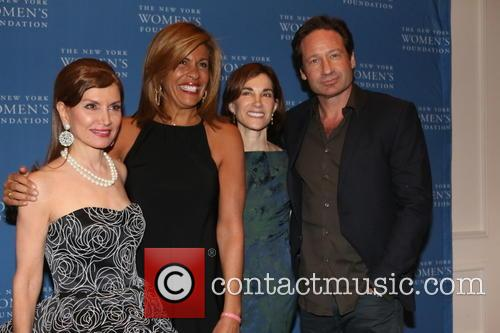 New York Women's Foundation fall gala at The...